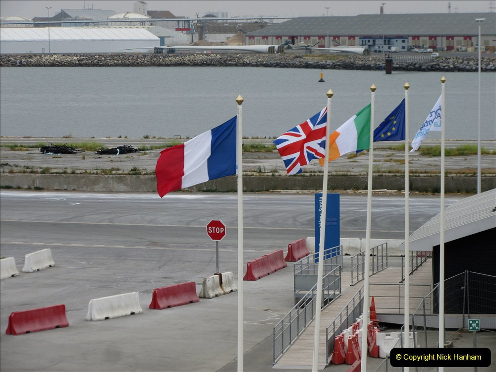 2019 June 28 to 05 July P&O MV Oriana France, Spain and Guernsey. (28) La Rochelle, France. 028