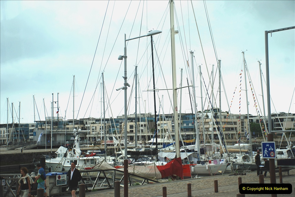 2019 June 28 to 05 July P&O MV Oriana France, Spain and Guernsey. (37) La Rochelle, France. 037