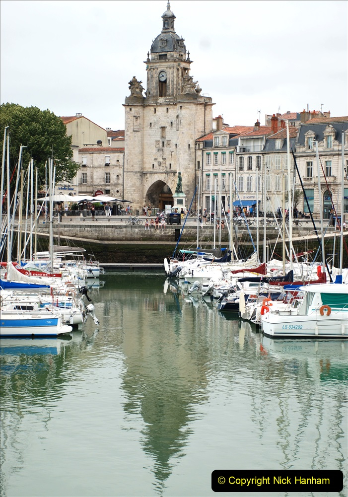 2019 June 28 to 05 July P&O MV Oriana France, Spain and Guernsey. (48) La Rochelle, France. 048