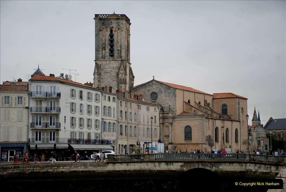 2019 June 28 to 05 July P&O MV Oriana France, Spain and Guernsey. (49) La Rochelle, France. 049