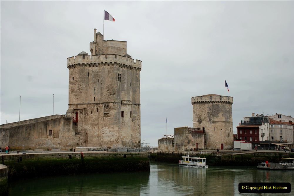 2019 June 28 to 05 July P&O MV Oriana France, Spain and Guernsey. (53) La Rochelle, France. 053