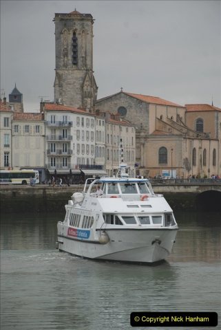 2019 June 28 to 05 July P&O MV Oriana France, Spain and Guernsey. (60) La Rochelle, France. 060