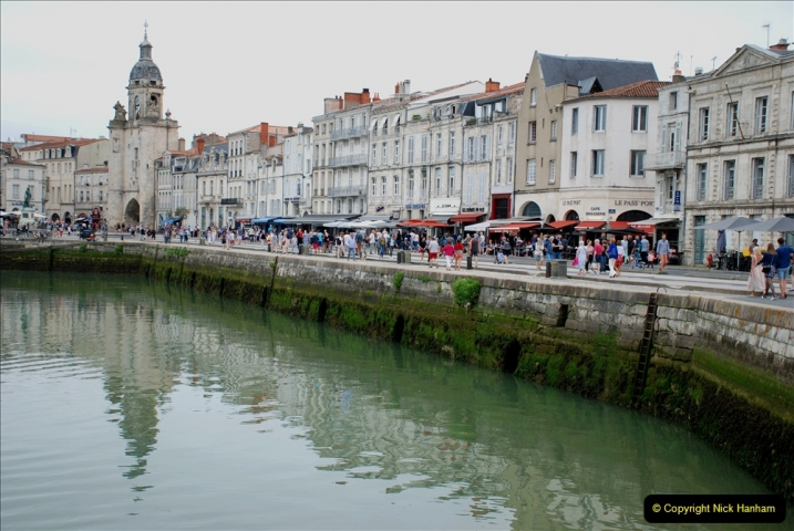 2019 June 28 to 05 July P&O MV Oriana France, Spain and Guernsey. (78) La Rochelle, France. 078