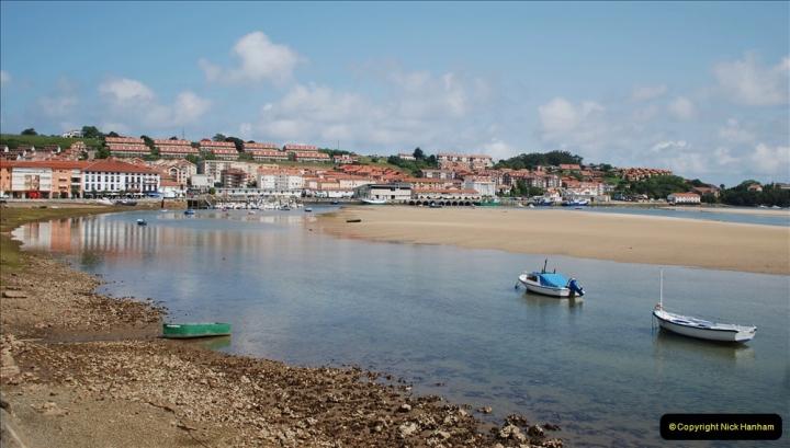 2019 June 28 to 05 July P&O MV Oriana France, Spain and Guernsey. (106) Santander, Spain. San Vincente. 106