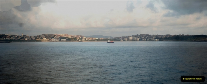 2019 June 28 to 05 July P&O MV Oriana France, Spain and Guernsey. (5) Santander, Spain. 005