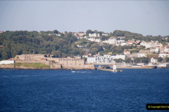 2019 June 28 to 05 July P&O MV Oriana France, Spain and Guernsey. (12) Guernsey CI. 012