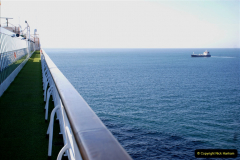 2019 June 28 to 05 July P&O MV Oriana France, Spain and Guernsey. (9) Guernsey CI. 009