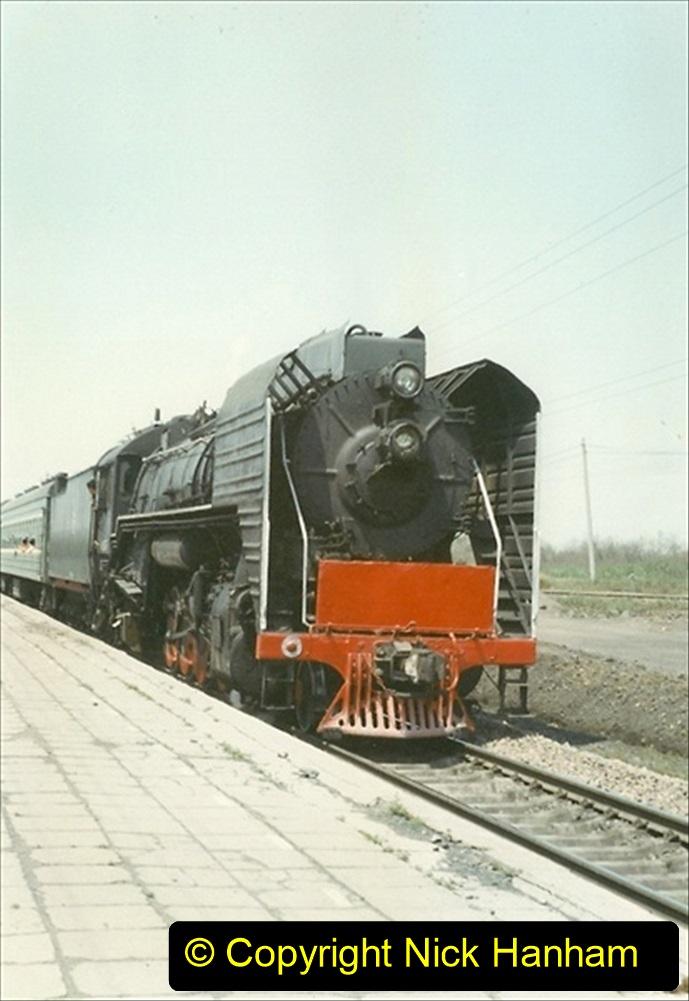 Pakistan and China 1996 June. (205) The Bayanobo passenger service. 205