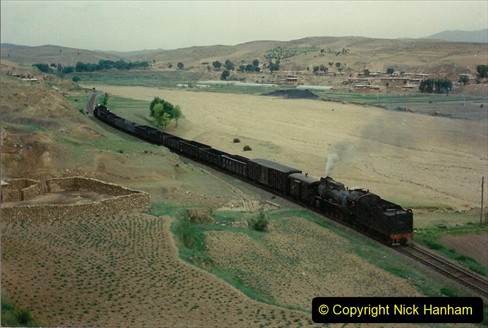 Pakistan and China 1996 June. (390) The Shinguai Branch. 390