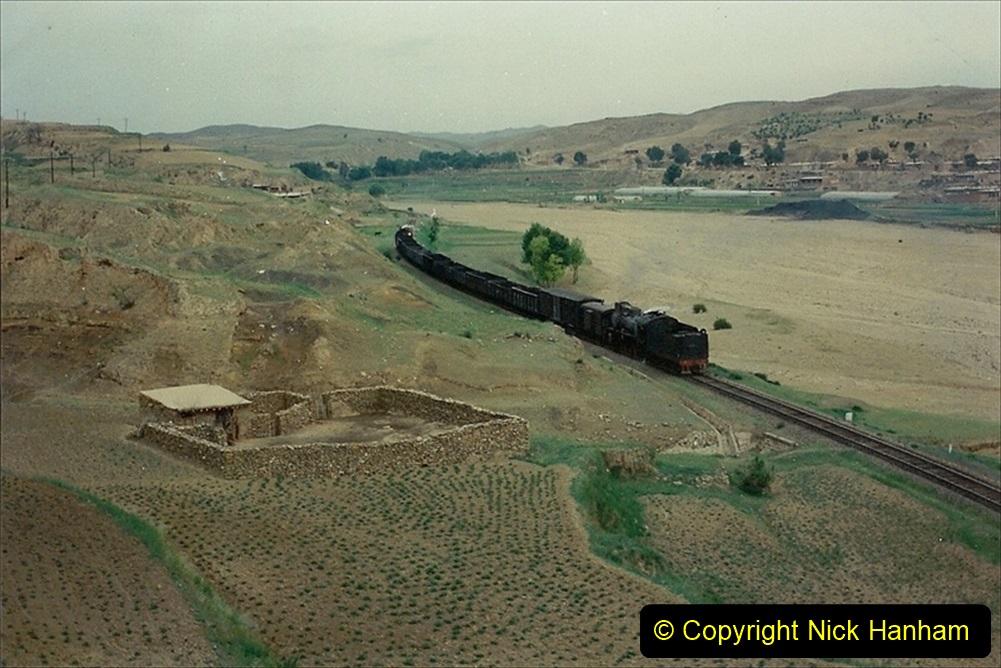 Pakistan and China 1996 June. (391) The Shinguai Branch. 391