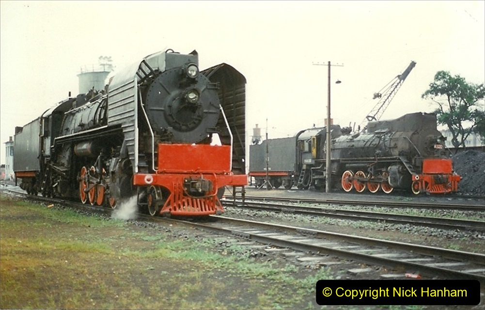 Pakistan and China 1996 June. (414) Baotou Sub Depot. 414