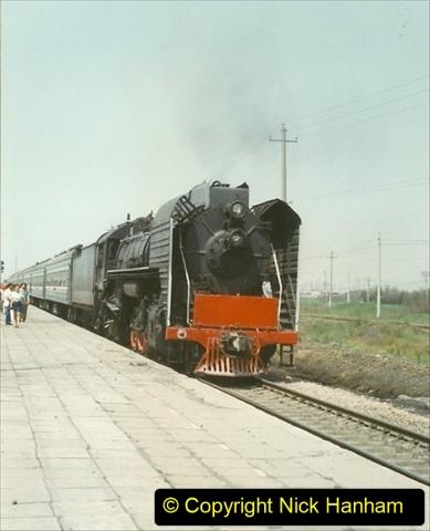 Pakistan and China 1996 June. (206) The Bayanobo passenger service. 206