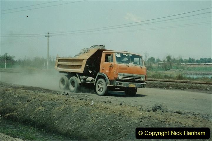 Pakistan and China 1996 June. (214) More of Baotou Depot. 214