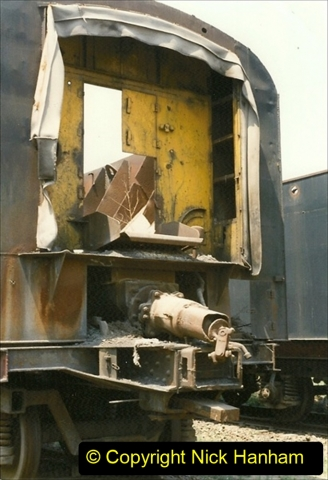Pakistan and China 1996 June. (226) More of Baotou Depot. 226