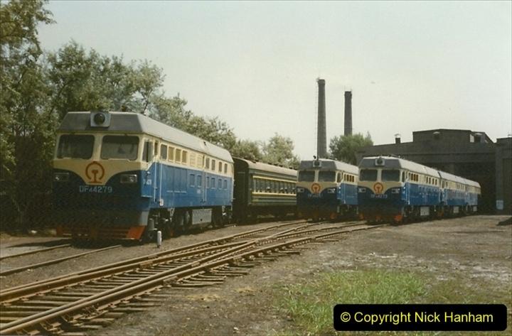 Pakistan and China 1996 June. (228) More of Baotou Depot. 228