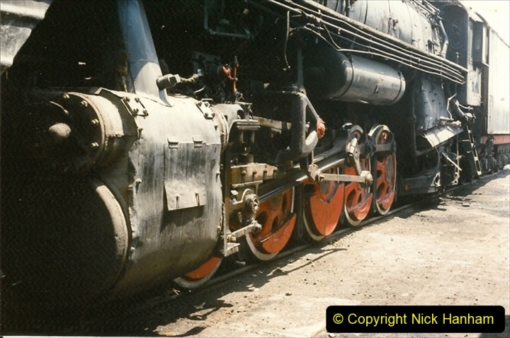 Pakistan and China 1996 June. (229) More of Baotou Depot. 229
