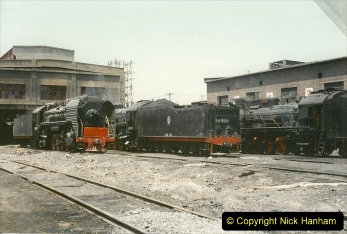 Pakistan and China 1996 June. (234) More of Baotou Depot. 234