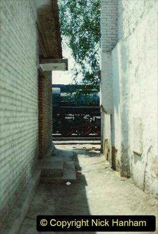 Pakistan and China 1996 June. (240) More of Baotou Depot. 240