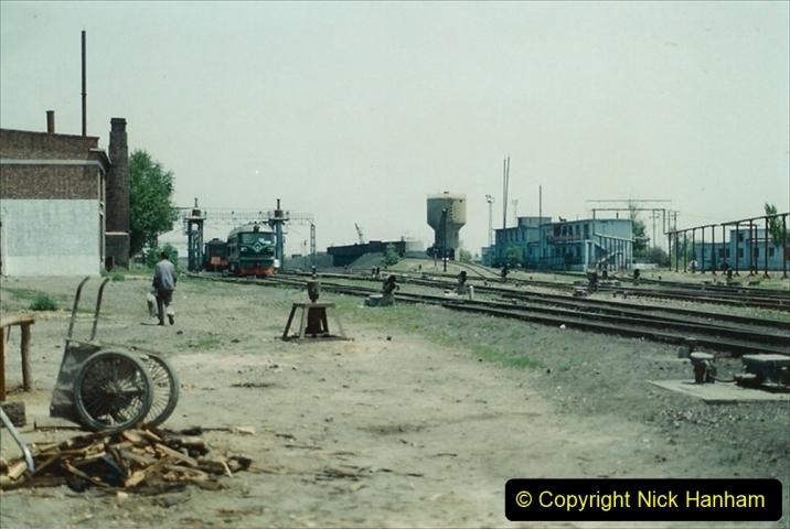 Pakistan and China 1996 June. (242) More of Baotou Depot. 242
