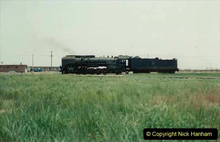 Pakistan and China 1996 June. (244) More of Baotou Depot. 244