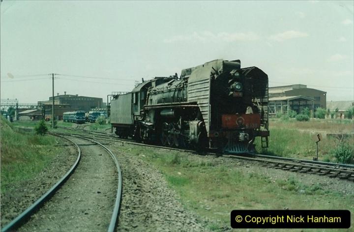 Pakistan and China 1996 June. (247) More of Baotou Depot. 247