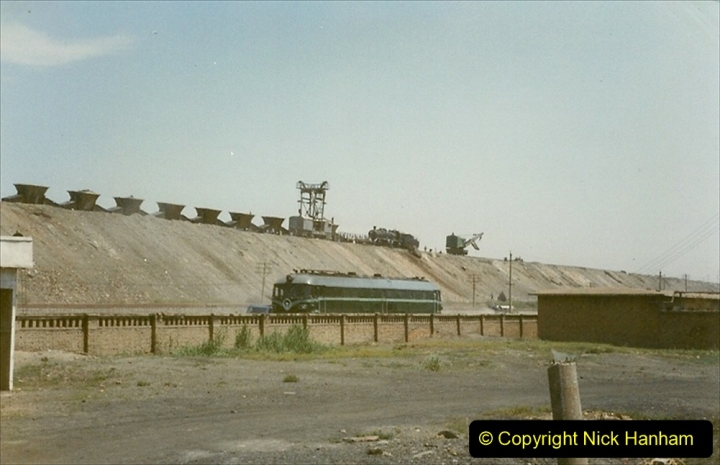 Pakistan and China 1996 June. (358) Baotou Steel Works. 358