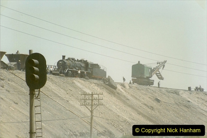 Pakistan and China 1996 June. (361) Baotou Steel Works. 361