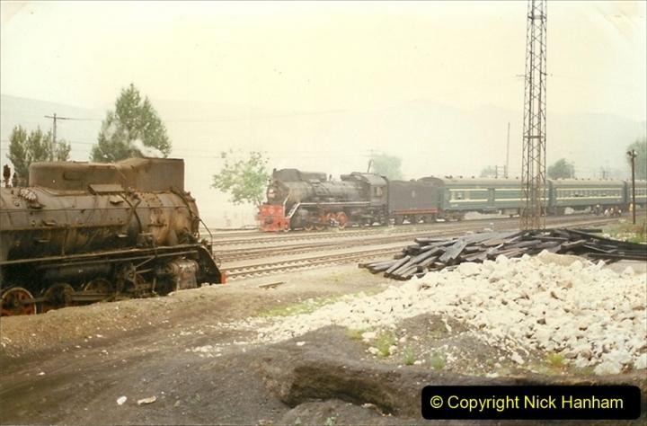 Pakistan and China 1996 June. (366) The Shinguai Branch. 366