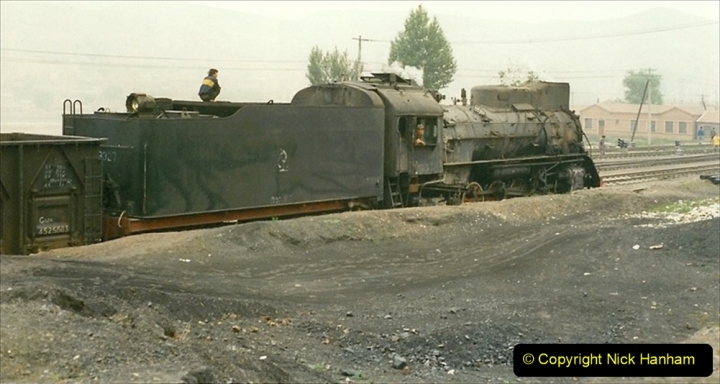 Pakistan and China 1996 June. (369) The Shinguai Branch. 369