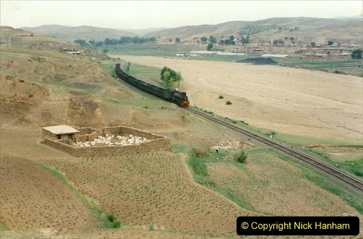 Pakistan and China 1996 June. (375) The Shinguai Branch. 375