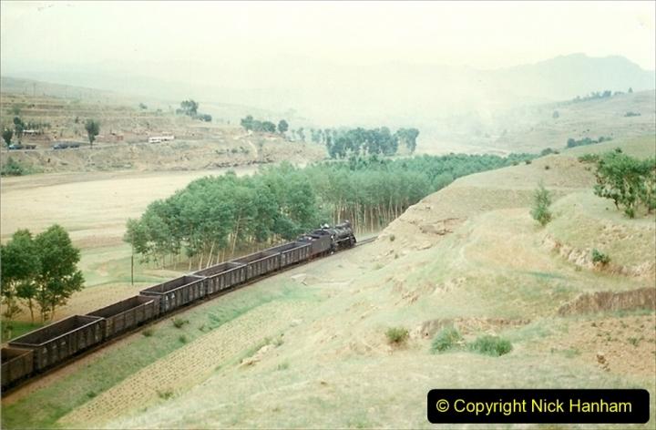 Pakistan and China 1996 June. (378) The Shinguai Branch. 378