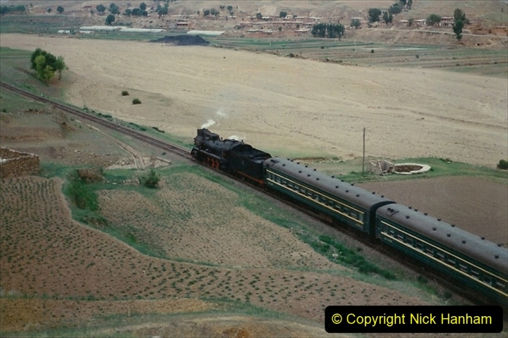 Pakistan and China 1996 June. (384) The Shinguai Branch. 384