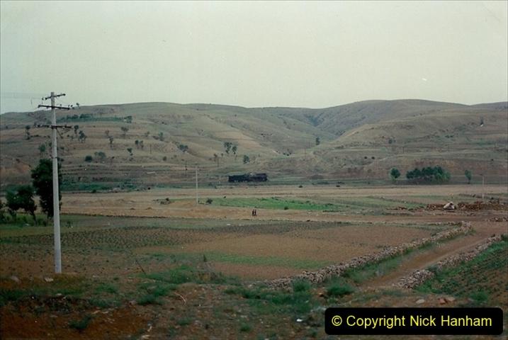 Pakistan and China 1996 June. (394) The Shinguai Branch. 394