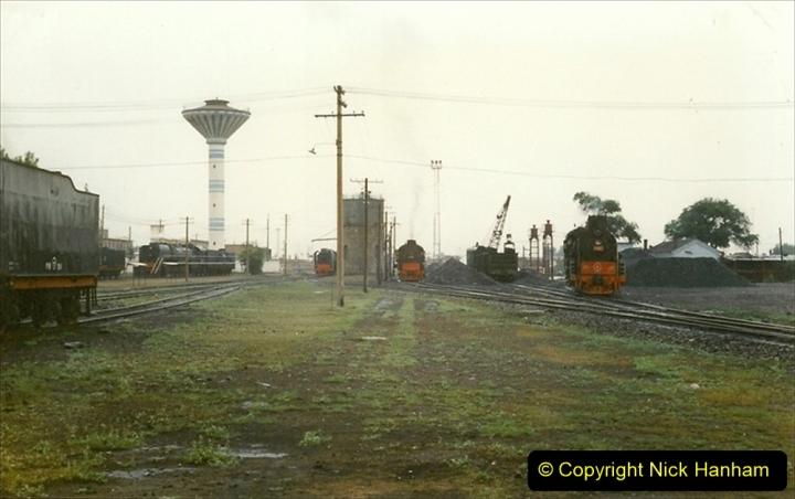 Pakistan and China 1996 June. (401) Baotou Sub Depot. 401