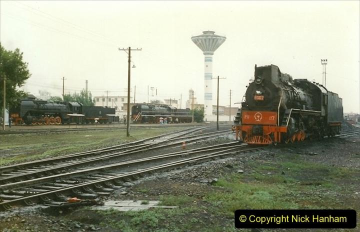 Pakistan and China 1996 June. (405) Baotou Sub Depot. 405