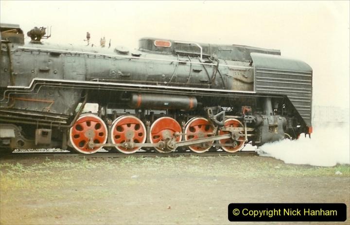 Pakistan and China 1996 June. (413) Baotou Sub Depot. 413