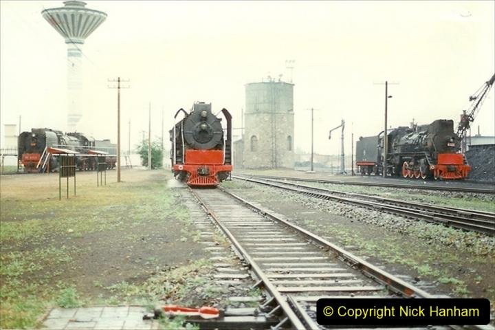 Pakistan and China 1996 June. (415) Baotou Sub Depot. 415