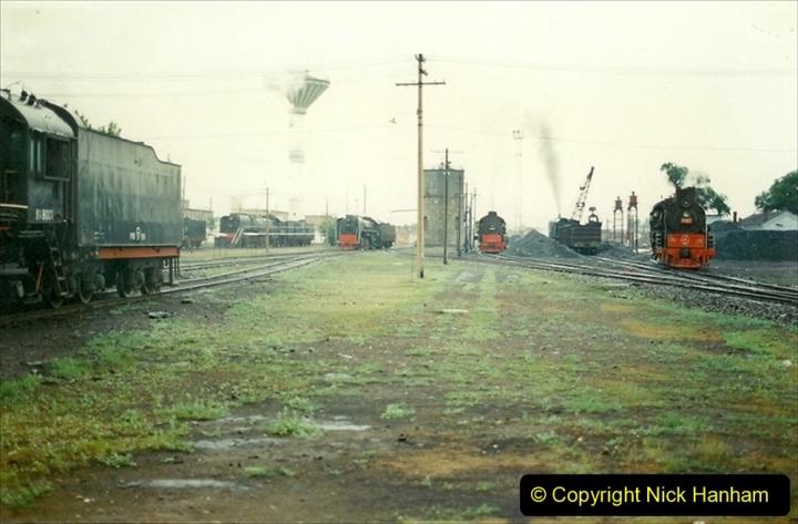 Pakistan and China 1996 June. (418) Baotou Sub Depot. 418