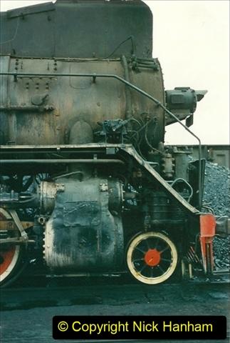 Pakistan and China 1996 June. (429) Baotou Sub Depot. 429