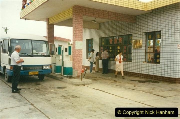 Pakistan and China 1996 June. (8) On the wat to Zhongwei. 008