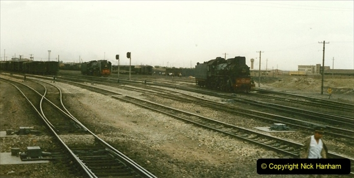 Pakistan and China 1996 June. (181) West to Yinchuan. JS.181