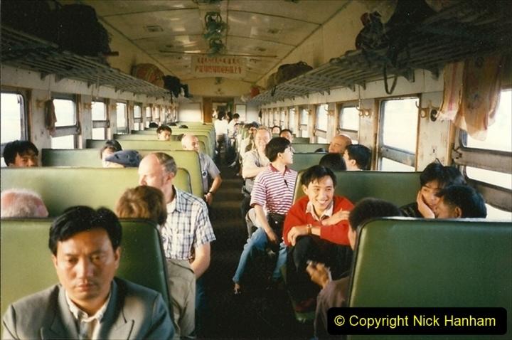 Pakistan and China 1996 June. (202) West to Shizhuishan. 202
