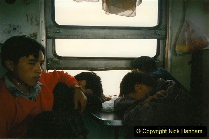 Pakistan and China 1996 June. (203) West to Shizhuishan. 203