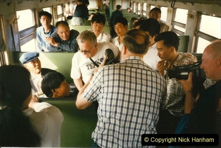 Pakistan and China 1996 June. (206) West to Shizhuishan. 206