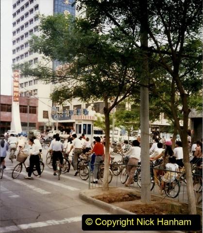 Pakistan and China 1996 June. (220) Shizhuishan. 220