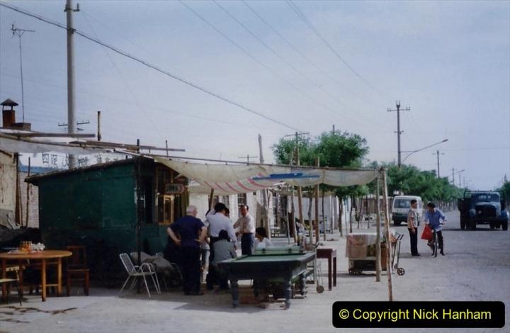 Pakistan and China 1996 June. (223) Shizhuishan. 223