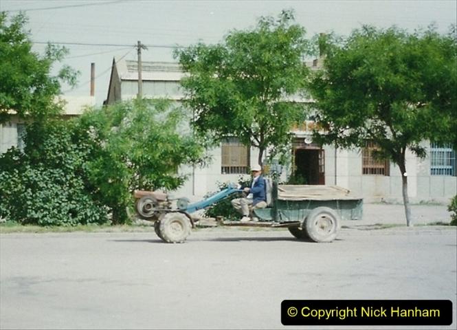 Pakistan and China 1996 June. (224) Shizhuishan. 224