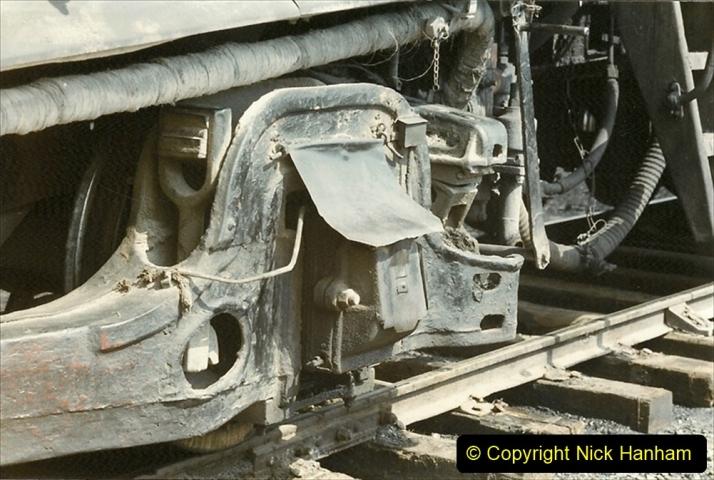 Pakistan and China 1996 June. (243) Shizhuishan China Rail Depot. 243