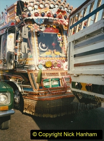 Pakistan and China 1996 June. (26) Karachi. 026
