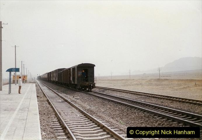Pakistan and China 1996 June. (329) More linesiding. 329